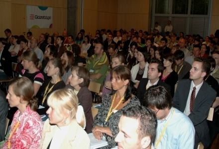 Jedna z konferencji, które odbyły się podczas adstandard 2007 /materiały prasowe