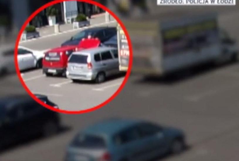 Jedna z mieszkanek Łodzi przyjechała swoim seicento do sklepu na ulicy Św. Teresy. Zaparkowała i poszła zrobić zakupy. Gdy wróciła do swojego pojazdu i chciała odjechać okazało się, że jej auto jest niesprawne... /Policja