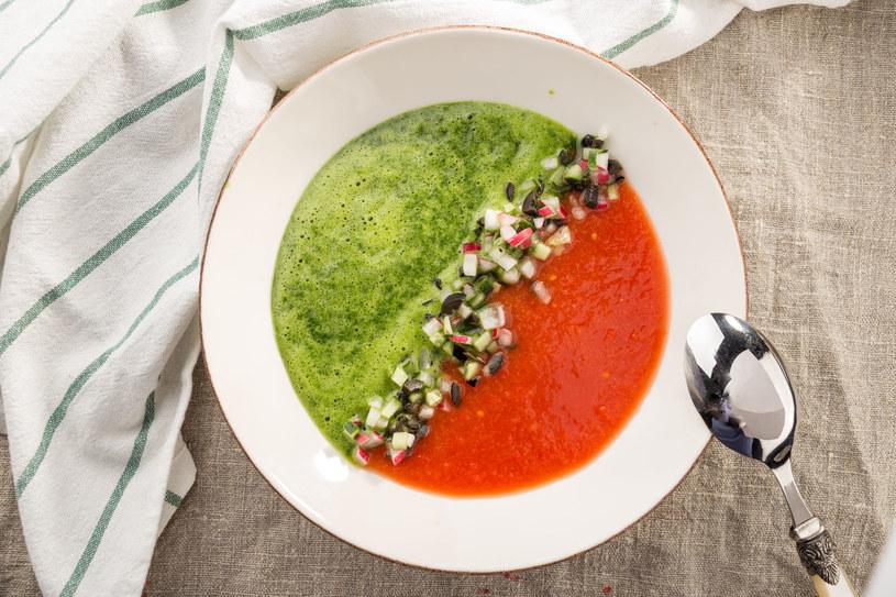 Jedna z najbardziej efektownych zup! /123RF/PICSEL