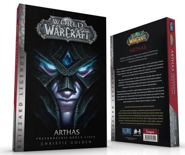 Jedna z najbardziej wyczekiwanych powieści World of WarCraft już 2 sierpnia w polskich księgarniach