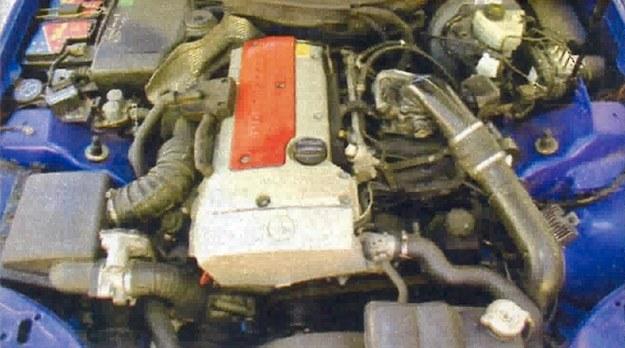 Jedna z najmocniejszych jednostek napędowych o mocy 193 KM pozwala na bardzo dynamiczną jazdę. Zużycie paliwa jest jednak spore. /Motor