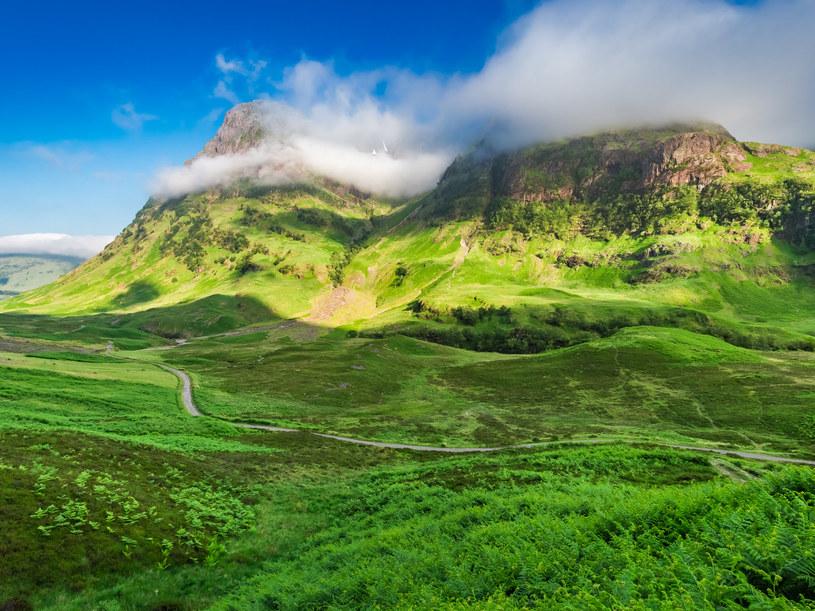 Jedna z piękniejszych szkockich dolin, Glen Coe /123RF/PICSEL