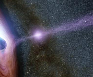 Jedna z tajemnic czarnych dziur rozwiązana