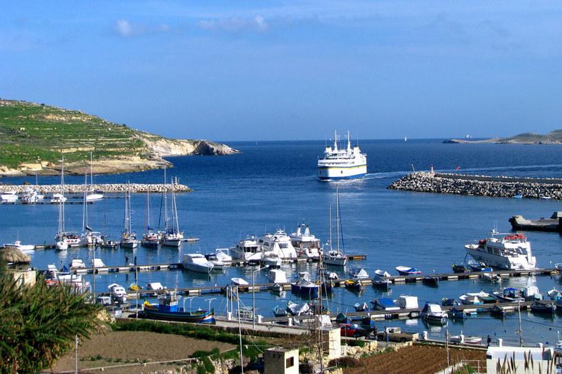 Jedna z wysp archipelagu - Gozo /123RF/PICSEL