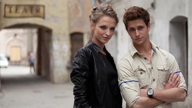 Jedne z głównych ról grac będą w serialu nieznani aktorzy: Magdalena Laska i Michał Malinowski /Agencja FORUM