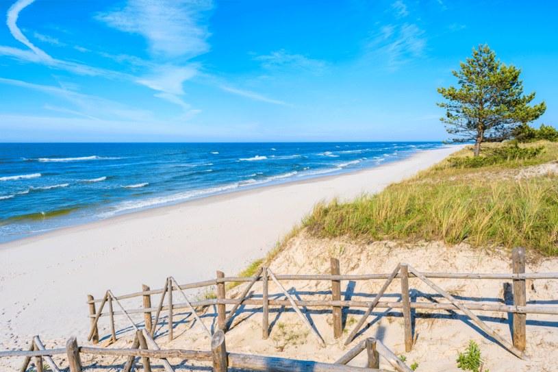 Jedne z najpiękniejszych polskich plaż /123RF/PICSEL