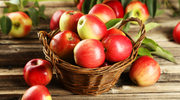 Jedno jabłko zawiera 100 mln bakterii. I nie da się ich zmyć