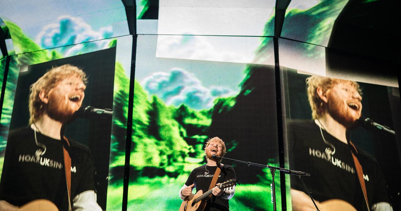 Jedno z najważniejszych muzycznych wydarzeń sezonu: Ed Sheeran w Warszawie