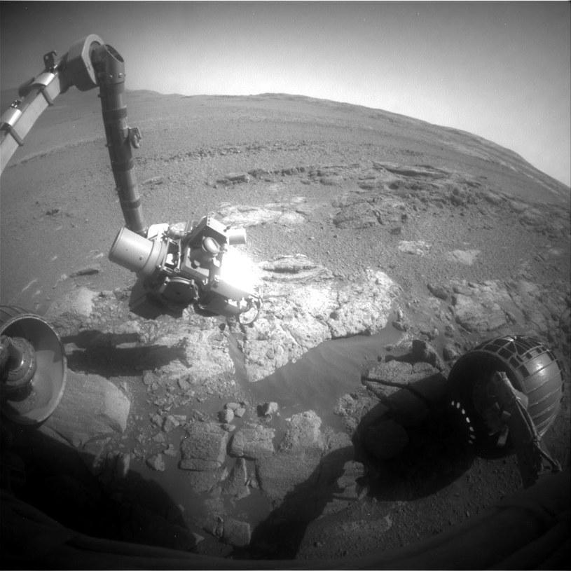 Jedno z ostatnich zdjęć wykonanych przez Opportunity – sol 5098 (28 maja 2018) /NASA