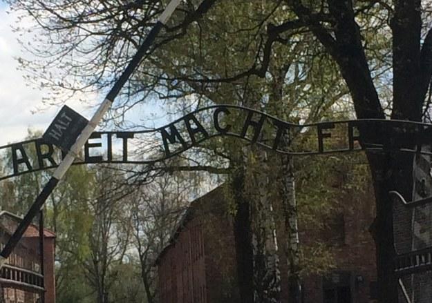 """Jedno z zawiadomień dotyczy produkcji BBC """"Auschwitz - fabryka śmierci"""" /Marcin Buczek /Archiwum RMF FM"""