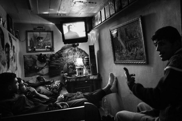Jedno ze zdjęć z Fotoreportażu Roku Romaina Laurendeau'a /ROMAIN LAURENDEAU / HANDOUT /PAP/EPA