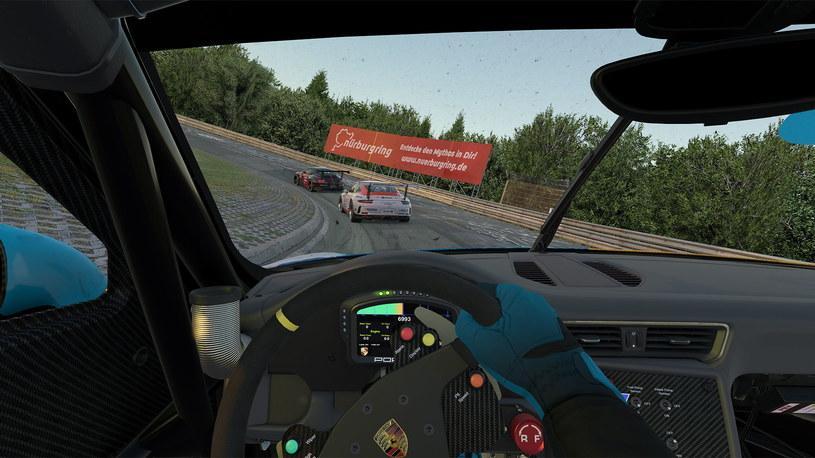 Jednomarkowa seria wyścigów została zapoczątkowana przez Porsche i iRacing w 2019 r. /materiały prasowe
