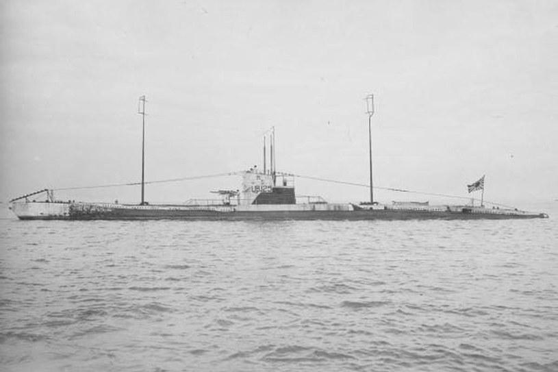 Jednostka bliźniacza UB-85 – SM UB-125. Tutaj w powojennej służbie w japońskiej flocie /domena publiczna
