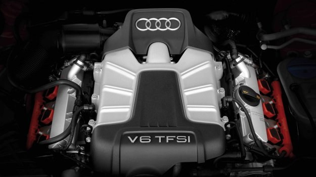 Jednostka napędowa 3.0 TFSI pod maską Audi S5 /Audi