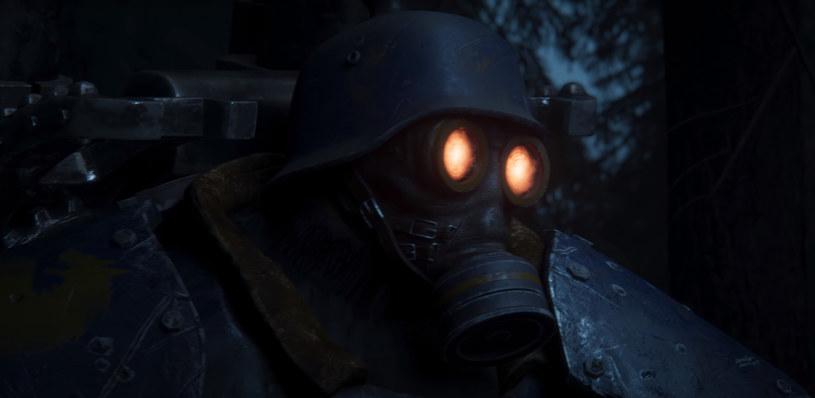 Jednostki Eisenhans przypominają nieco żołnierzy Helghastów z serii Killzone /materiały prasowe