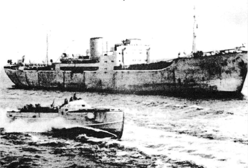 Jednostki, których zatopienie spowodowało największe morskie tragedie w historii żeglugi. /Odkrywca