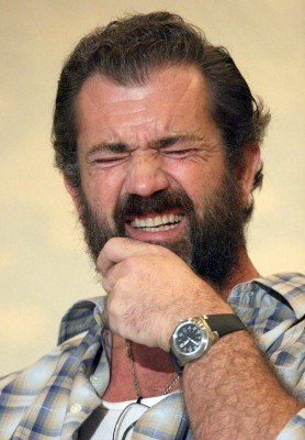 """Jednym """"małym"""" incydentem znany aktor poważnie uszkodził swój wizerunek /AFP"""