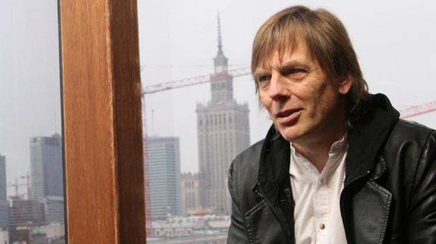 """Jednym z bohaterów """"Beats of Freedom..."""" jest Tomasz Lipiński /materiały dystrybutora"""