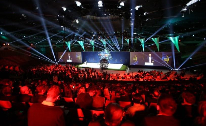 Jednym z gości European Start-up Days był premier Mateusz Morawiecki /INTERIA.PL