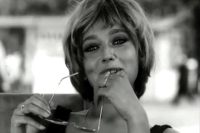 Jednym z jej pierwszych występów przed kamerą był teledysk do popularnej piosenki Skaldów z 1969 roku. Gdy w nim zagrała, miała tylko 20 lat. /East News