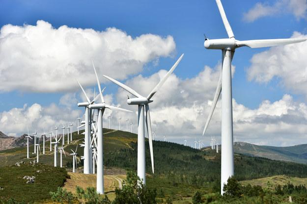 Jednym z największych problemów farm wiatrowych jest nierówna praca wirników, czyli trzech obracających się łopat /123RF/PICSEL