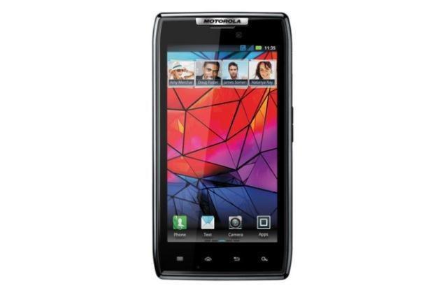 Jednym z telefonów, w którym wykorzystano szkło Gorilla Glass jest Motorola RAZR /materiały prasowe