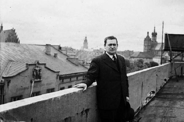 Jednym z więźniów był znany dziennikarz i publicysta Stanisław Cat-Mackiewicz /INTERIA.PL/materiały prasowe