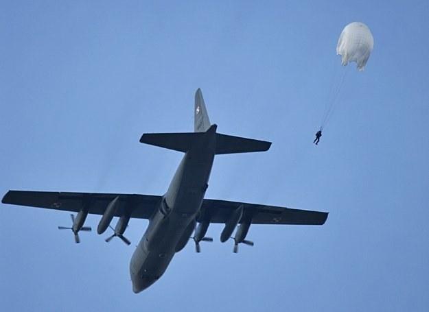 Jednym z zadań Herculesów jest desantowanie oddziałów spadochronowych /Mariusz Bieniek /Polska Zbrojna