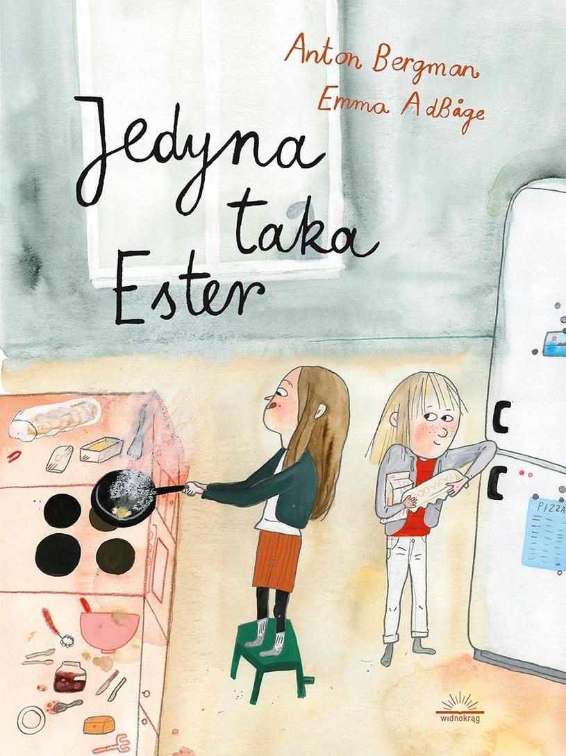 """""""Jedyna taka Ester"""" to lektura lekka i przyjemna /materiały prasowe"""