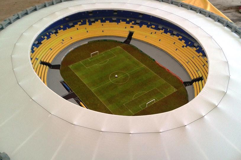 Jedyna w Europie kopia stadionu Maracana /materiały prasowe