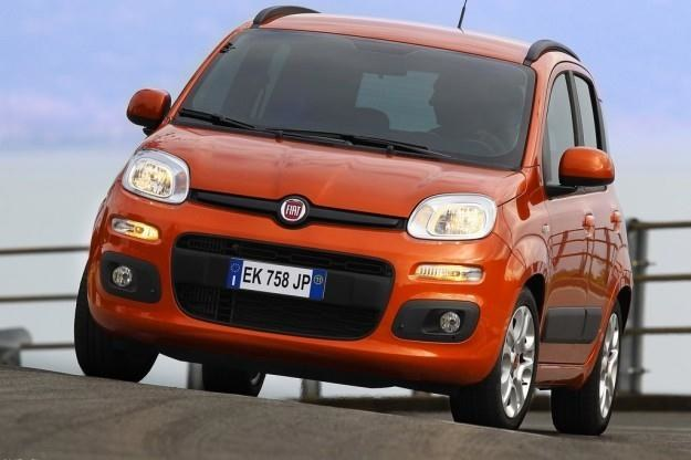 Jedyny nowy model Fiata to Panda. Też sprzedaje się poniżej oczekiwań /