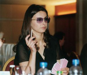 Jedyny sport, którego Renata Dancewicz jest entuzjastką, to brydż sportowy /  /AKPA