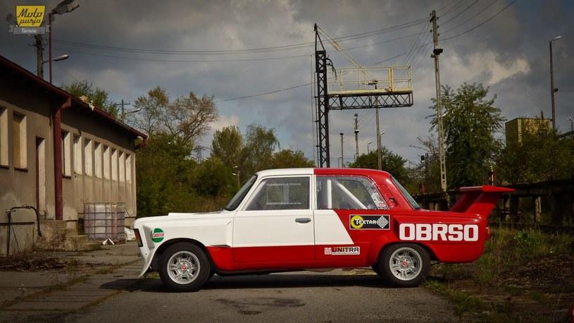 """""""Jedyny taki"""" Fiat 125 GTJ /Moto Pasja Tarnów /archiwum prywatne"""