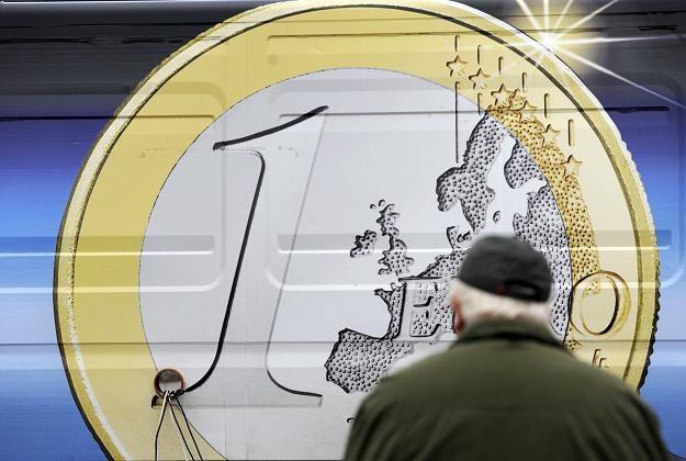 Jedynym pewnikiem w 2012 r. jest duża zmienność na rynku walutowym /AFP
