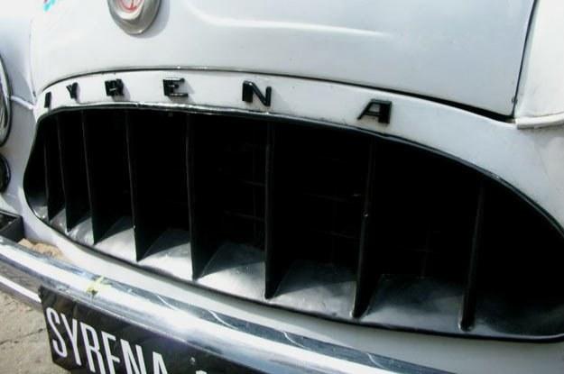 Jedynym rdzenie polskim osobowym autem była syrena /INTERIA.PL