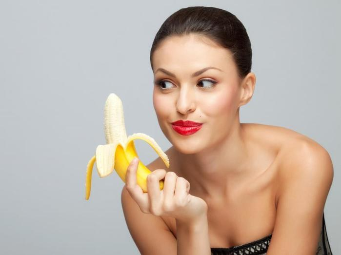 Jedz banany /© Photogenica