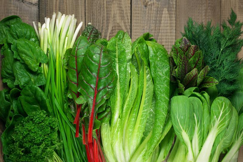 Jedz jak najwięcej zieleniny! /123RF/PICSEL