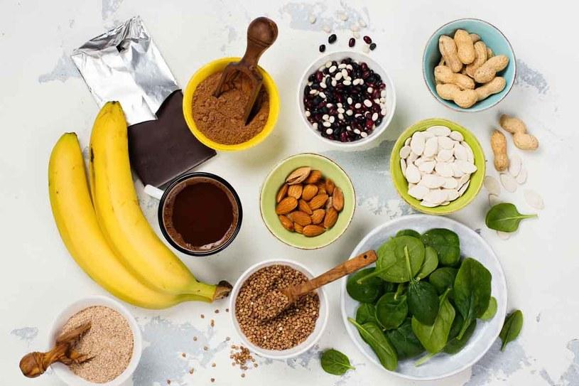 Jedz produkty bogate w magnez /123RF/PICSEL