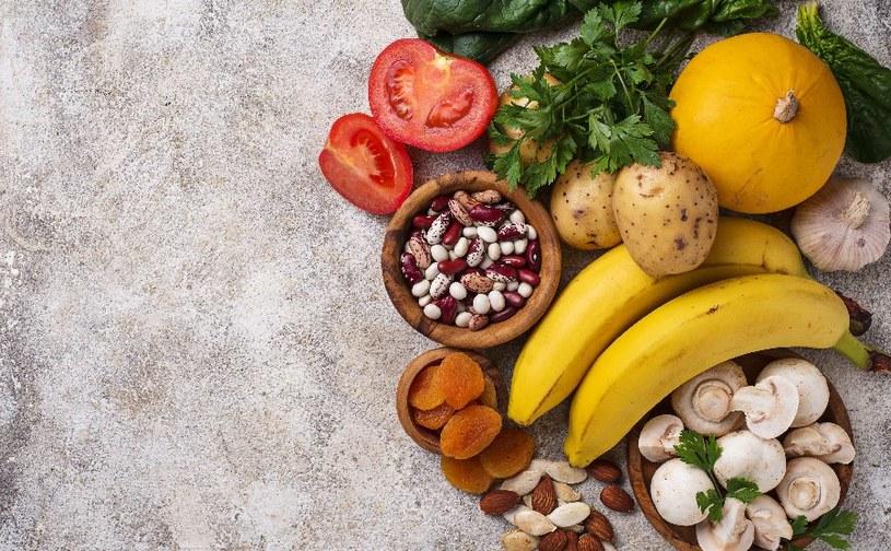 Jedz produkty bogate w potas /©123RF/PICSEL