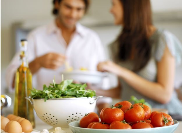 Jedz warzywa i owoce codziennie! /materiały prasowe