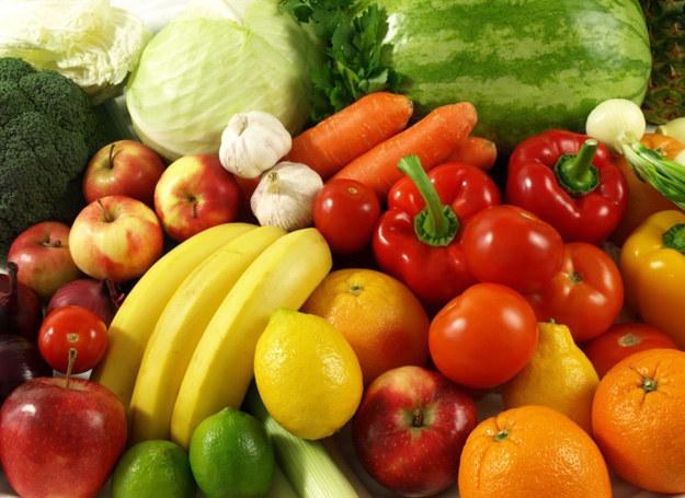 Jedz więcej warzyw i owoców /123RF/PICSEL