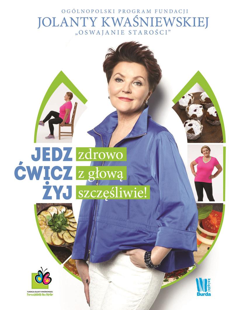 Jedz zdrowo, ćwicz z głową, żyj szczęśliwie /Styl.pl/materiały prasowe