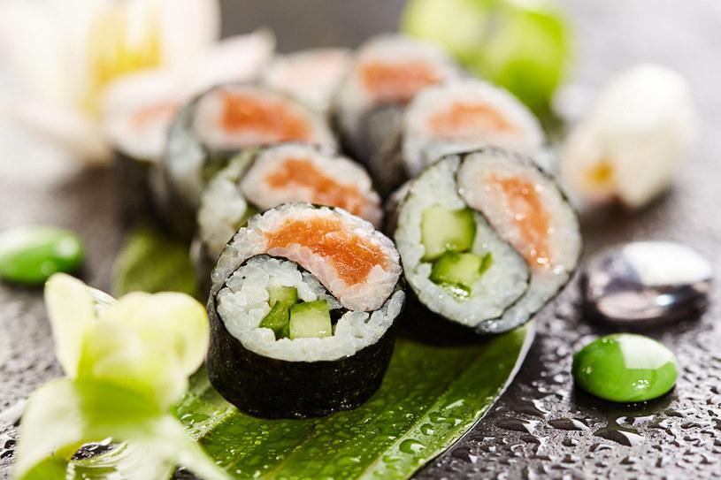 Jedząc zgodnie z zasadami, nie naruszysz delikatnej harmonii smaków /123RF/PICSEL