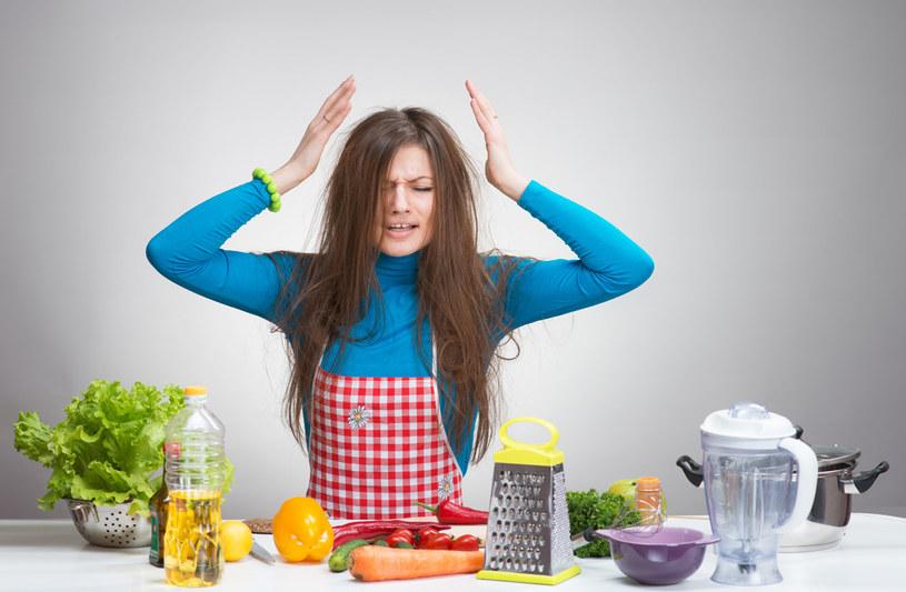 jedzenie a stres /© Photogenica
