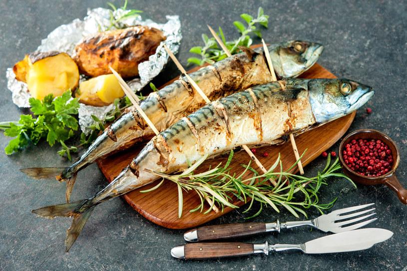 Jedzenie makreli wspomaga odporność /123RF/PICSEL