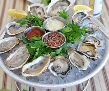 Jedzenie ostryg – samo zdrowie!