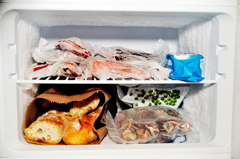Jedzenie w zamrażarce /©123RF/PICSEL