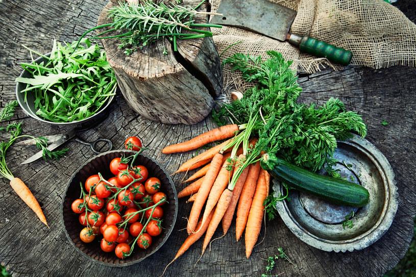 jedzenie zywności organicznej /© Photogenica