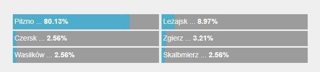 Jedziemy do Pilzna! Tak zdecydowaliście w głosowaniu na RMF24.pl /RMF FM