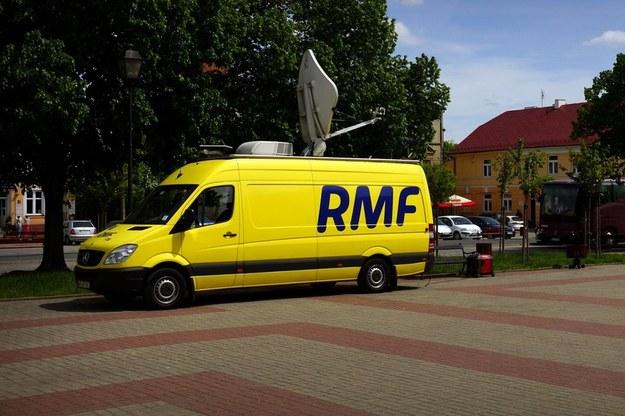 Jedziemy do Tykocina /Michał Dukaczewski /RMF FM